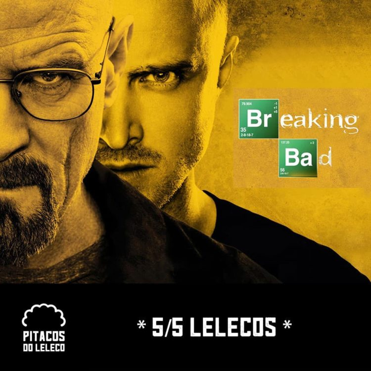 Breaking Bad: 4ª Temporada (2011) – Pitacos do Leleco